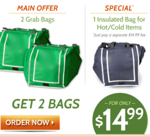 Grab Bag Reviews: Finally, A Money-Saving Reusable Bag Solution