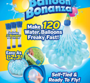 Balloon Bonanza Reviews: Reusable Water Balloon Fun