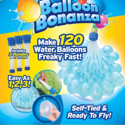 Balloon Bonanza Reviews: Reusable Water Balloon Fun