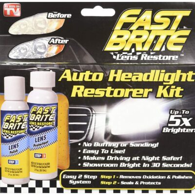 Fast Bright Reviews: Restoring Your Headlights