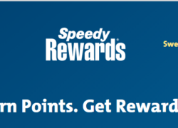 Register for SpeedWay Rewards: SpeedyRewards Card Review