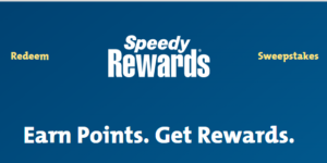Register for SpeedWay Rewards: SpeedyRewards Card Review