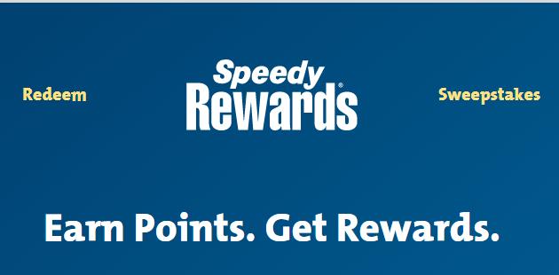 www.Speedyrewards.com
