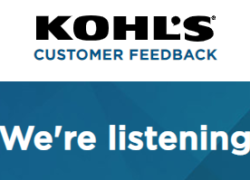 Take The Kohls Feedback Survey: KohlsFeedback Review