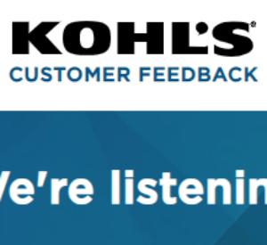 KohlsFeedback.com: Take the Kohls Feedback Survey & Save 10%