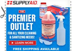 SupplyAID Review: KN95 Masks, Hand Sanitizer, Gloves & More