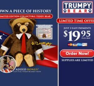 Trumpy Bear Review: Is Trumpy Bear Real or a Joke?