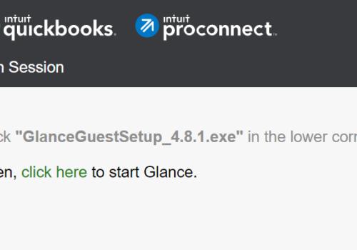 Glance.Intuit.com: Is Glance Intuit Safe or Malware?