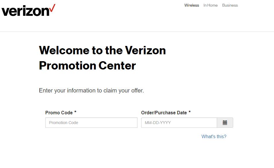 vzw.com/digitalrebatecenter